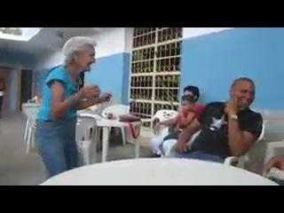 бабка соблазняка