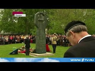 Британским ветеранам - участникам Северных конвоев - вручили медали Ушакова