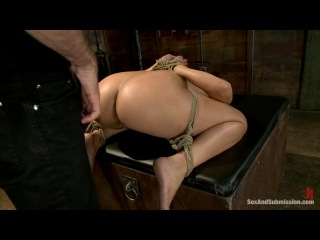 Vicki's submission rough bondage sex! [2012] vicki chase, james deen