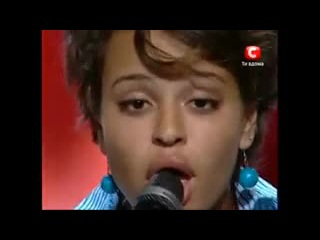Х Фактор Сюзанна Абдулла Halo Beyonce