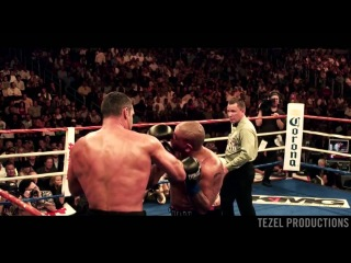 Дэвид Хэй vs Виталий Кличко / David Haye vs Vitali Klitschko: Intro