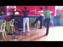 Entraînement danse sportive chez Jean Luc Habel Lol