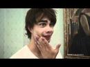 Alexander Rybak's interview after his viloin exam at Barrat Due 07 06 2012
