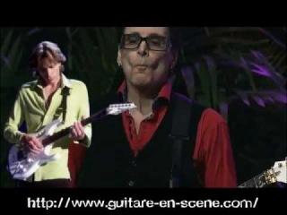 G3 - Steve Vai Joe Satriani Steve Morse Guitare en scène 2012