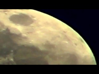 (((BREAKING!!!))) GIANT UFO'S Appear on the MOON