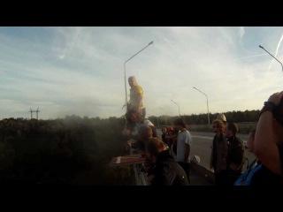 2 WAY - Прыжки с Арочного моста (6 ОКТЯБРЯ) Запорожье