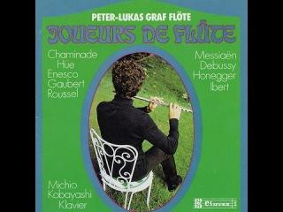Peter-Lukas Graf, Flute - Cécile Chaminade (1857-1944): Concertino