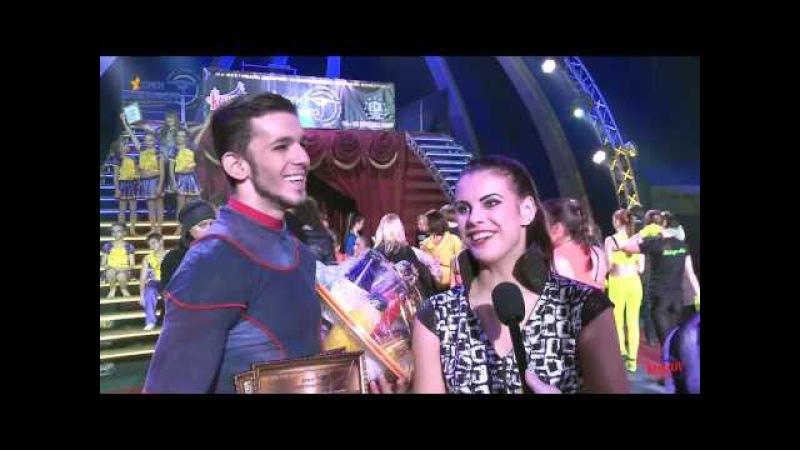 Всеукраїнський фестиваль дитячих та молодіжних циркових колективів «Зірки Майбутнього»