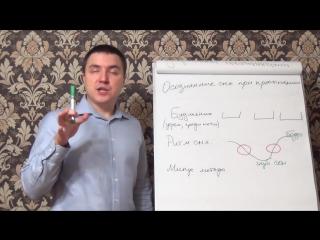 Евгений Грин — Осознанные сны при просыпании, астральное тело видео