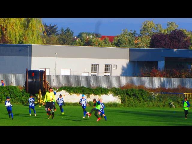 MSK Senec vs FK Vrakuna U9 0 5