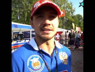 Семён Рогозин MXoN 2016