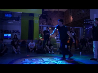 XXX FEST/ HIP-HOP 2x2 Бойкий & Fistalika vs Cерхио &