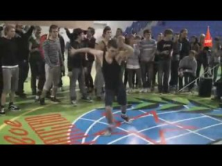 VERTIFIGHT IN RUSSIA GODZ 7: SAY BRAAH vs PUNK'S ELECTRO by EDDY ELECTRO