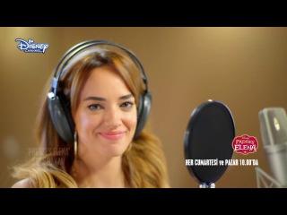 İşte Seda Bakan'ın seslendirdiği Prenses Elena şarkısı...