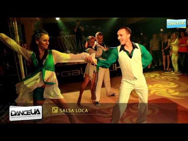 Salsa Loca @ DanceUA PARTY