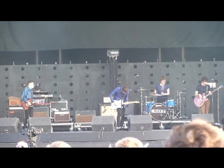 Miles Kane - Give up, Sympathy for the Devil (live at Finsbury Park, London)