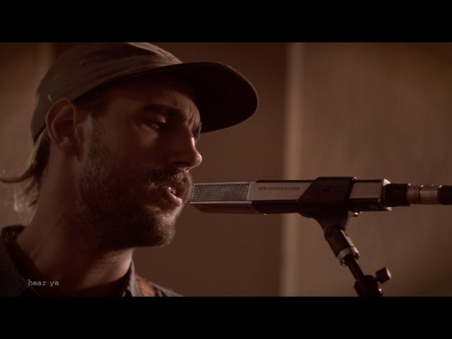 Rayland Baxter - Young Man - HearYa Live Session 10/23/15