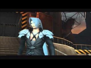 FF7 - Crisis Core - Nibelheim Incident (part 1)