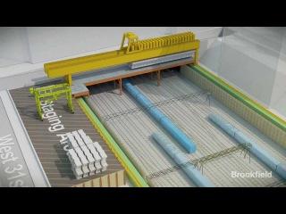 Manhattan West Deck Engineering Technology (Brookfield Properties)
