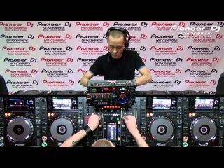 Agnate R a.k.a. The Raphica (Nsk) Pioneer DJ Novosibirsk