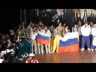 На чемпионате мира по хип-хопу российская сборная завоевала 11 медалей - Первый канал