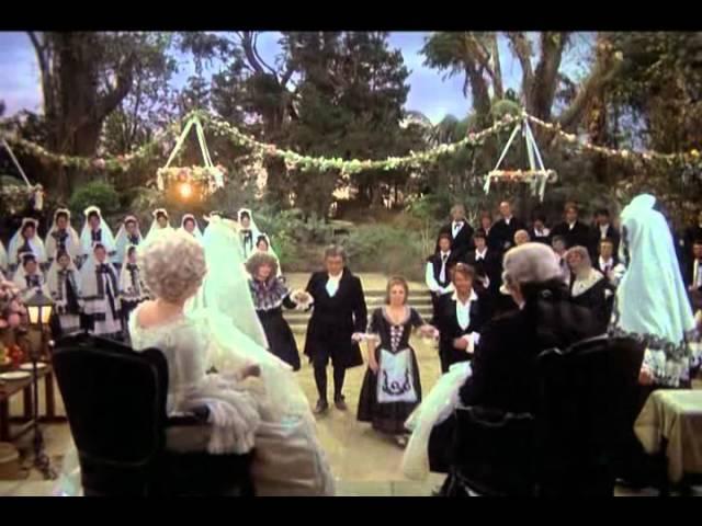 Фильм опера Женитьба Фигаро 1976 год часть 2