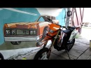Сборка распаковка abm x moto zr 250 motard