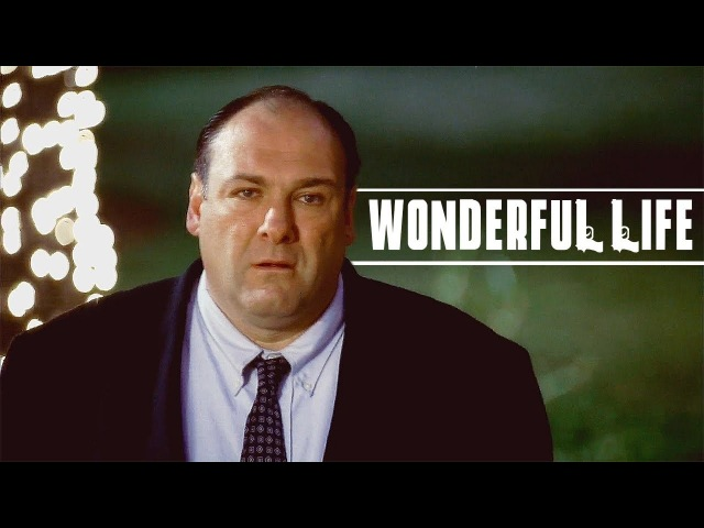 The Sopranos Wonderful Life
