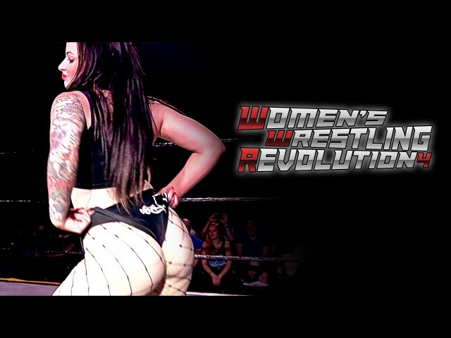 Lana Austin vs. Xia Brookside WWR Tournament Qualifying Match: GWF Women s Wrestling Revolution 4