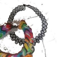 Чоки и браслеты из резинок  на заказ в Озерске