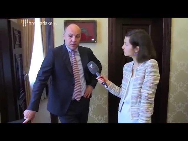 Кабінети Президії ВРУ. Перший віце-спікер Андрій Парубій