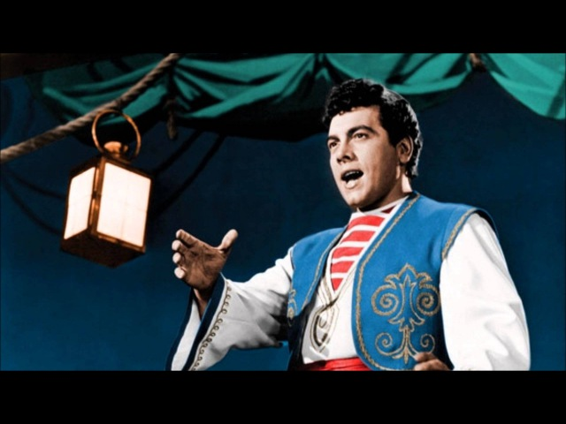 Mario Lanza sings Santa Lucia Torna a Surriento unreleased versions