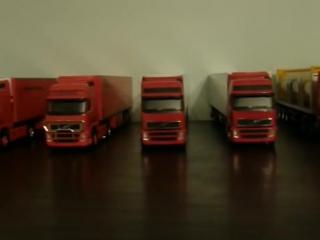 Volvo Trucks from Herpa