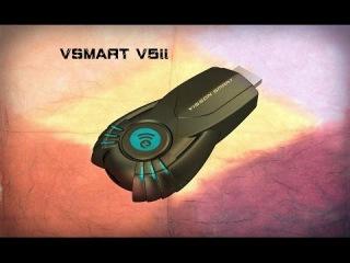 Беспроводной проектор Vsmart V5ii для Android/IOS в нашем видеообзоре