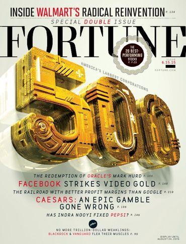 Fortune - June 15, 2015  USA