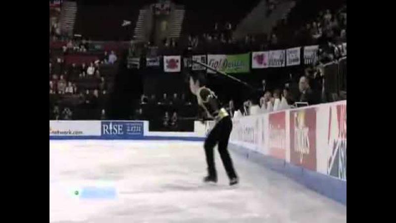 村上大介 Daisuke Murakami Skate America FS 2010