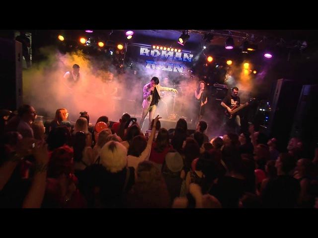 Roman Rain - Пеплом (LIVE, 30.05.2013 @ Москва, PLAN B)
