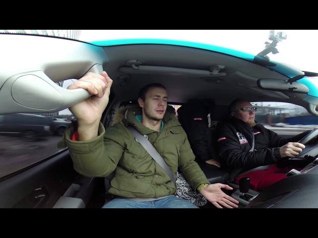 Toyota Tundra в U POL RAPTOR Большой тест драйв со Стиллавиным