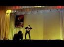 Susanov Dmitry solo Meteorite dance fest