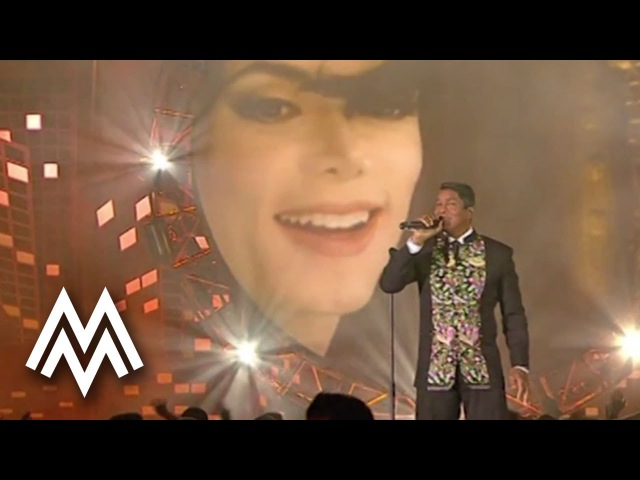 Michael Jackson Wins the 'Lifetime Posthumous Achievement Award' 2009 MOBO