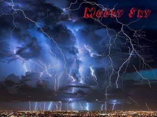 Moody Sky - Небесный Взрыв(by Smoke Freedom Star)
