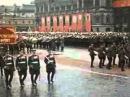 Кинохроника Парада Победы в 1945 году в Москве. rbyj[hjybrf gfhflf gj,tls d 1945 ujle d vjcrdt.