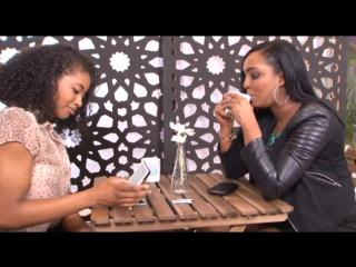 Lesbian First Dates / Лесбиянки Первое Свидание (Diana Devoe, Filly Films) 2014 (All Girl, All Sex, Black, Sex Toy Play, порно)