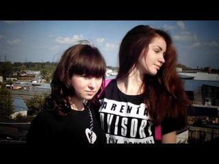 Alina Zarnitsyna and Marya Afanas'yeva