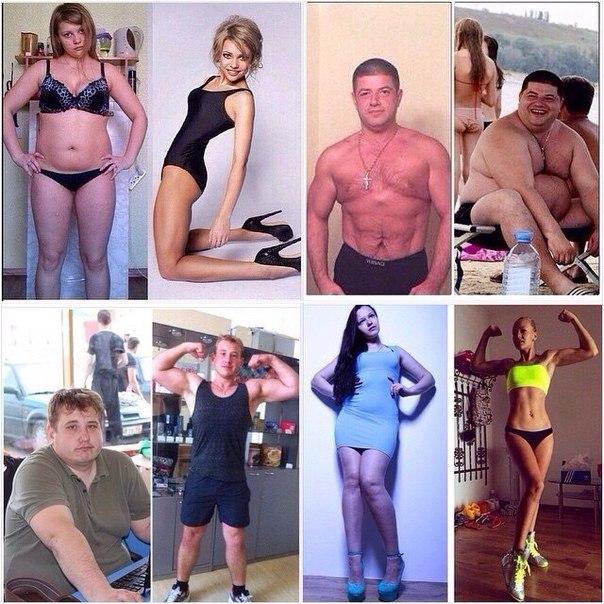 Результаты диет энерджи