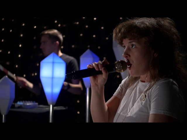 Purity Ring Begin Again Live on KEXP