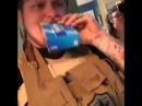 Tampon Grenade Angry Wife Vine Army Fall Back