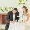 Выездная регистрация. Свадебный регистратор