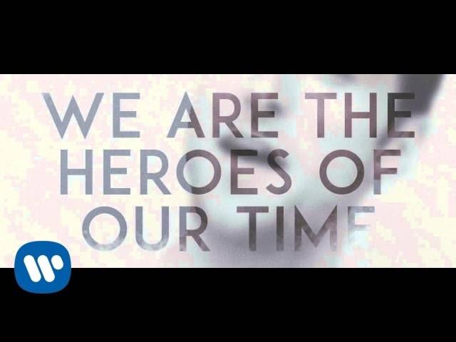 Måns Zelmerlöw - Heroes (Official Video)