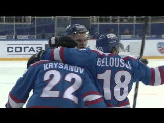 Лучшие голы девятой недели КХЛ: Панов vs Дани Тэйлор, Иванов vs Микко Коскинен